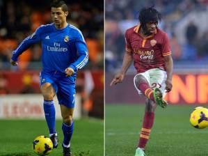 Ronaldo-Gervinho