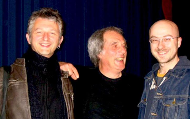 Andy White, John Leckie, Stefano Riccò