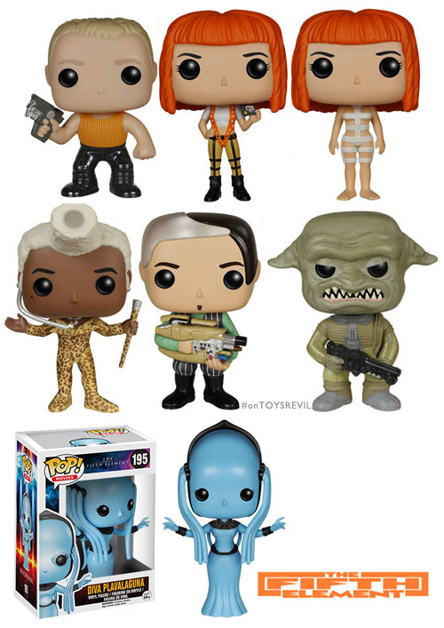 Fifth-Element-Pop-Funko