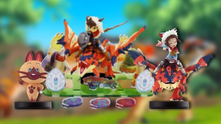 Banner-MonsterHunterStories-Amiibo-Diorama