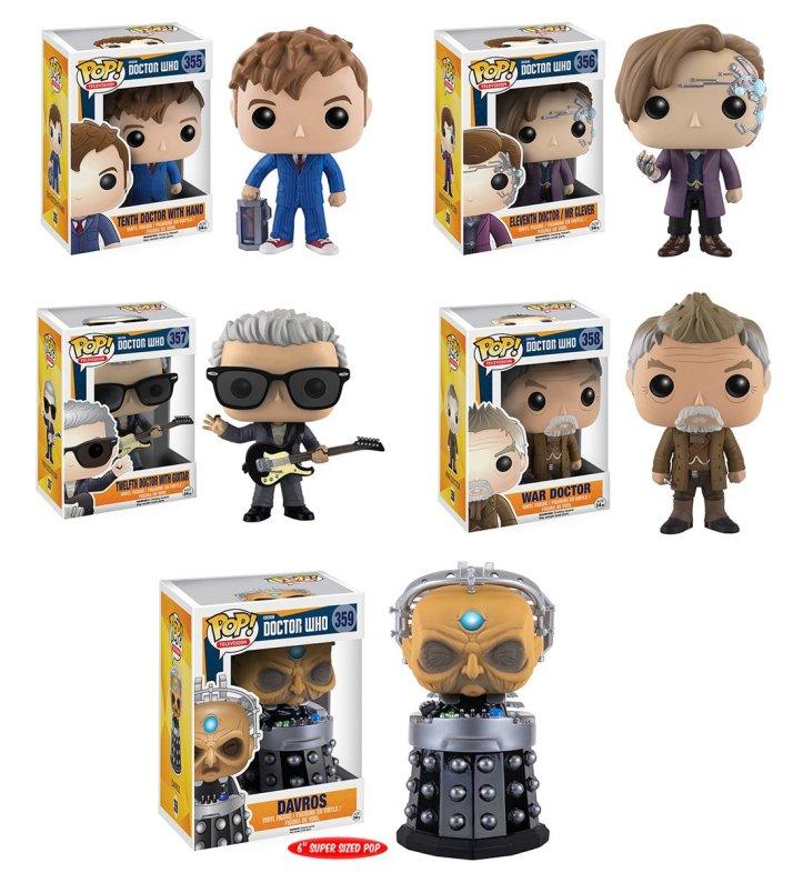 Funko-Doctor-Who-POP-vinyl-figures.-
